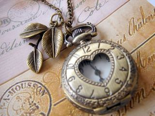 Pocket watch - lily razz taste